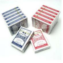 Kundenspezifische bedruckte Papierspielkarte für Werbegeschenk