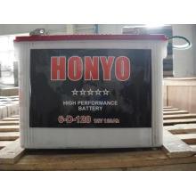 Baterías de plomo-ácido para coche de golf de 12V 120Ah