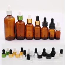 Серия стеклянная бутылка для косметики (NBG01)