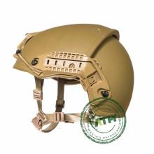 Preuve de balle tactique de casque balistique CP Résistance de balle de casque de niveau IIIA pour l'armée et l'armée