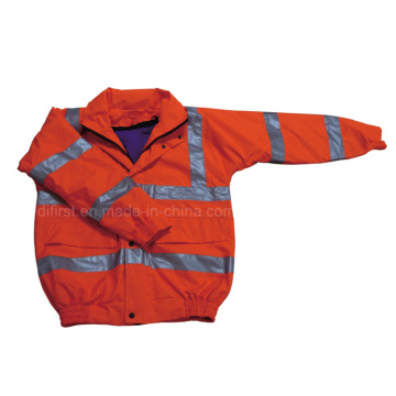 High Visibility Safety Jacket (DPA006)