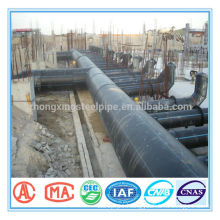 HDPE water pipe with good quality and competitive price