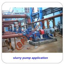 Pompe à lisier liquide à haute abrasion pour application minière