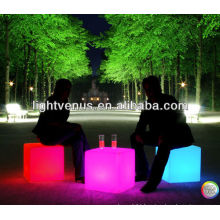Home Party/Hotel/Disco/KTV Ambient Creating Multi Color LED Cube