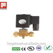 SV1.6, SV2, SV3 válvulas solenóide de refrigeração de ação direta