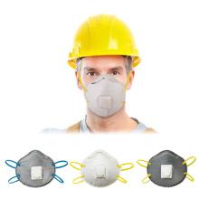 PM25 tipo de copo de carvão ativado máscara anti-poluição