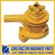 6144-61-1301 Bomba de agua 3D94-2A / Ls220 Komatsu Maquinaria de construcción Piezas de motor