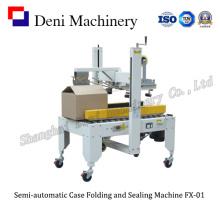 Semi-Automatic Case Folding and Sealing Machine FX-01