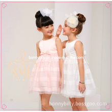 Kids Wedding Dresses Pink and White (217A)