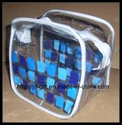 Plastic Cosmetic Bag, PVC Travelling Bag, PVC Cloth Bag,