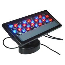 Quadrado RGB 36W IP67 projector LED Wall Washer