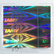 Lithography Anti-fake Laser Label Printing