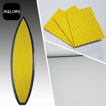 Melors Impermeável Pad Aderência Sufboard Deck Sup Pad