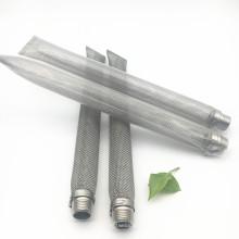 6-Zoll-Edelstahl Bier Bazooka Rohr Kochen Wasserkocher Rohrfilter