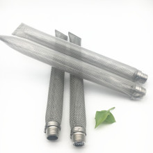 6 inch stainless steel beer bazooka tube boil kettle tube filter