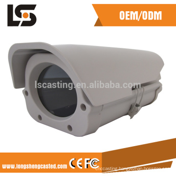 die casted motor van parts with high quality aluminum