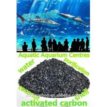 Carvão ativado granular 8x30