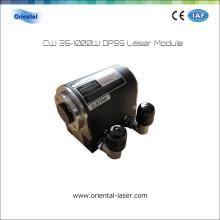Серия GN, 35 Вт-1000 Вт в CW 1064нм лазер dpss модули
