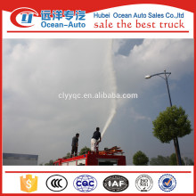 Dongfeng 5CBM water tank fire fighting truck price