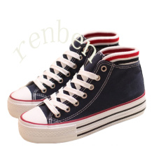 Hot New Women′s Footwear Canvas Shoes
