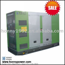 UK soundproof diesel generator set 360KW/450KVA