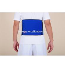 Klare medizinische Tasche zur Behandlung von Rückenschmerzen