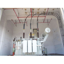 Cable de alimentación Compound Bushing Terminal exterior 110kv