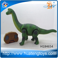 Hot selling wildlife PVC 3D Remote Control dinosaur game toy for kids