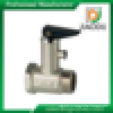 DN15 G1 / 2 высоконапорный никелирующий гидравлический F * M предохранительный клапан сброса давления предохранительный клапан компрессорный паровой предохранительный клапан