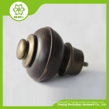 RE-808 Resin Curtain Rod, Resin Curtain Finial ,Resin Finials Curtain Rods