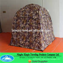 Camouflage camping hunting tent