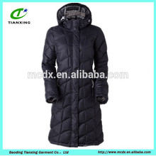 long style winter outdoor warm coat