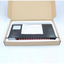 18 canais Mux / Demux CWDM com pacote de rack 1u