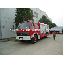 Dongfeng fire fighting truck,Dongfeng 4x2 fire fihting truck,water tank-foam fire fighting truck,fire truck,fire fighting truck,
