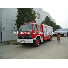Dongfeng caminhão de combate a incêndio, Dongfeng 4x2 fogo fihting caminhão, tanque de água-espuma de combate a incêndios caminhão, caminhão de bombeiros, caminhão de combate a incêndio,