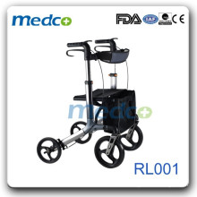 Light weight aluminum frame Rollator RL001