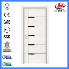 JHK-MD03 laminate melamine interior door with cheap price