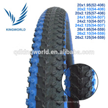 Hot Sale Blue Color Shoulder Bicycle Tire