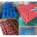 150 resilient-seated non-rising gate valve for water use