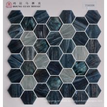Mosaico de cristal del azulejo del piso que vende caliente