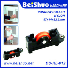 Plastic & Nylon Window Roller Pulley Set