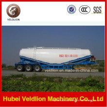 45cbm / 45m3 / 45000L / 45000liters niedriger Preis-Pulver-Mehl-Tanker-halb Anhänger