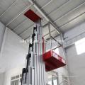 Schöner Aluminium-Einzelmastlift