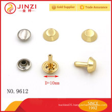 2015 fashion accessories,handbag hardware rivets and studs for bag parts