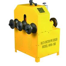 HHW-76B máquina de dobra da tubulação de rolamento