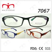 Nuevo marco de Eyewearframeoptical de la manera Tr90 Eyewear (7067)