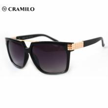 estilo de moda de lujo para mujer gafas de sol