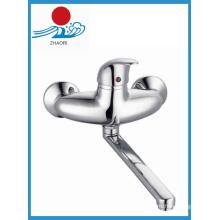 Misturador de cozinha de mão única torneira de água de bronze (ZR21803)