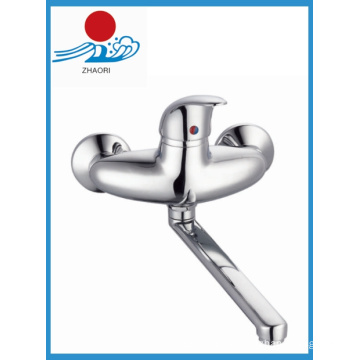 Single Handle Kitchen Mixer Brass Water Faucet (ZR21803)
