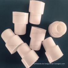 Geformte PVC-Gummischlauch-Endkappe für Laborgerät